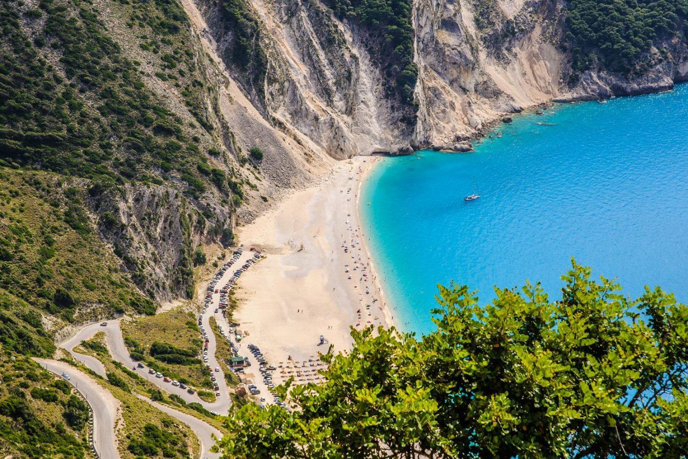 beautiful scenery - Melidron Hotel Kefalonia