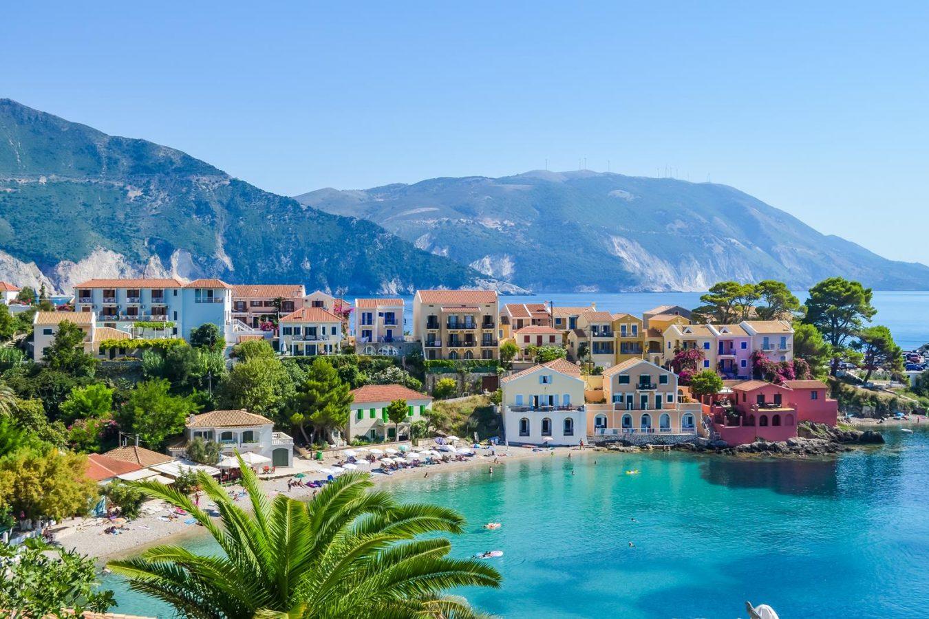 beautiful beaches - Melidron Hotel Kefalonia