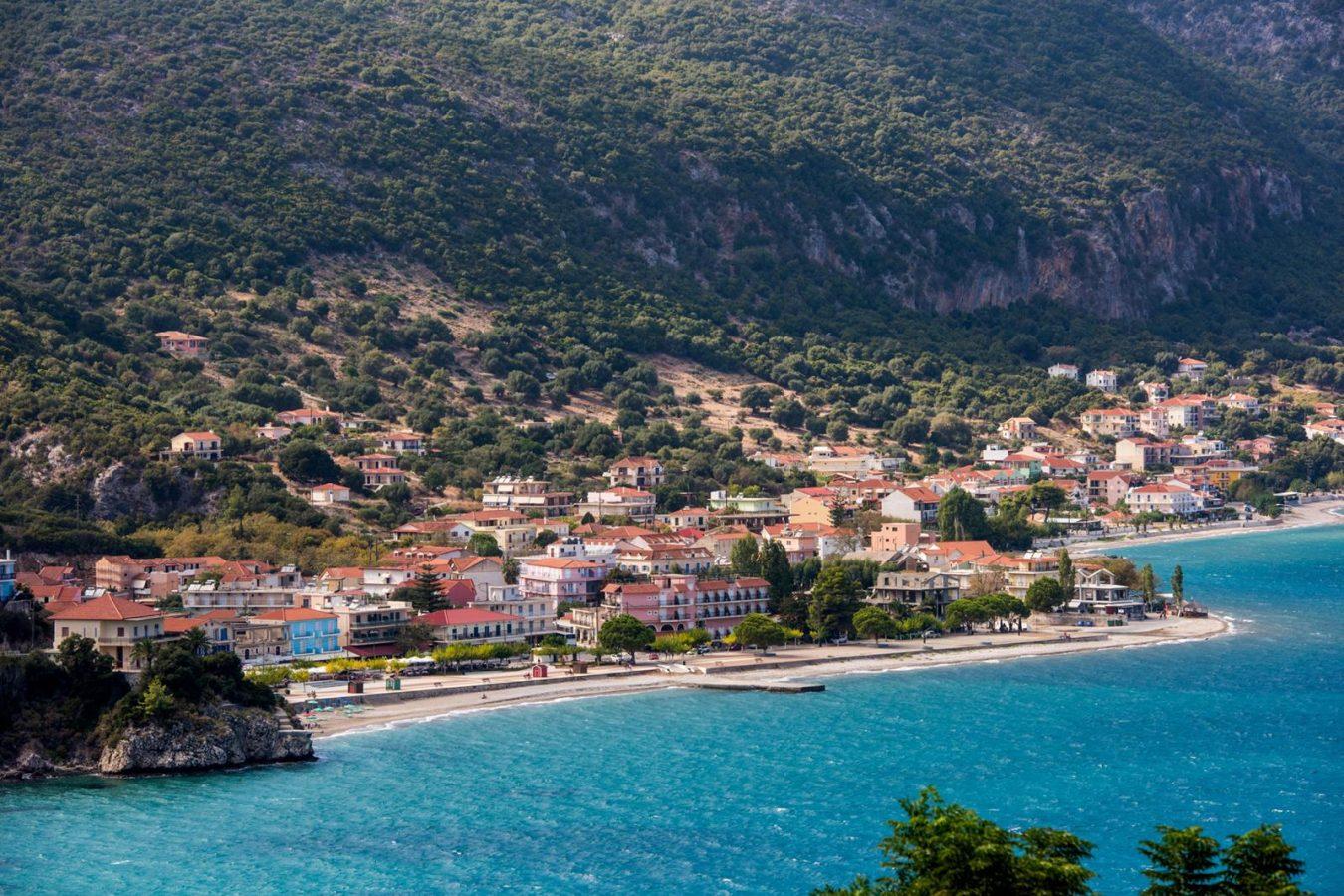 colorful scenery - Melidron Hotel Kefalonia