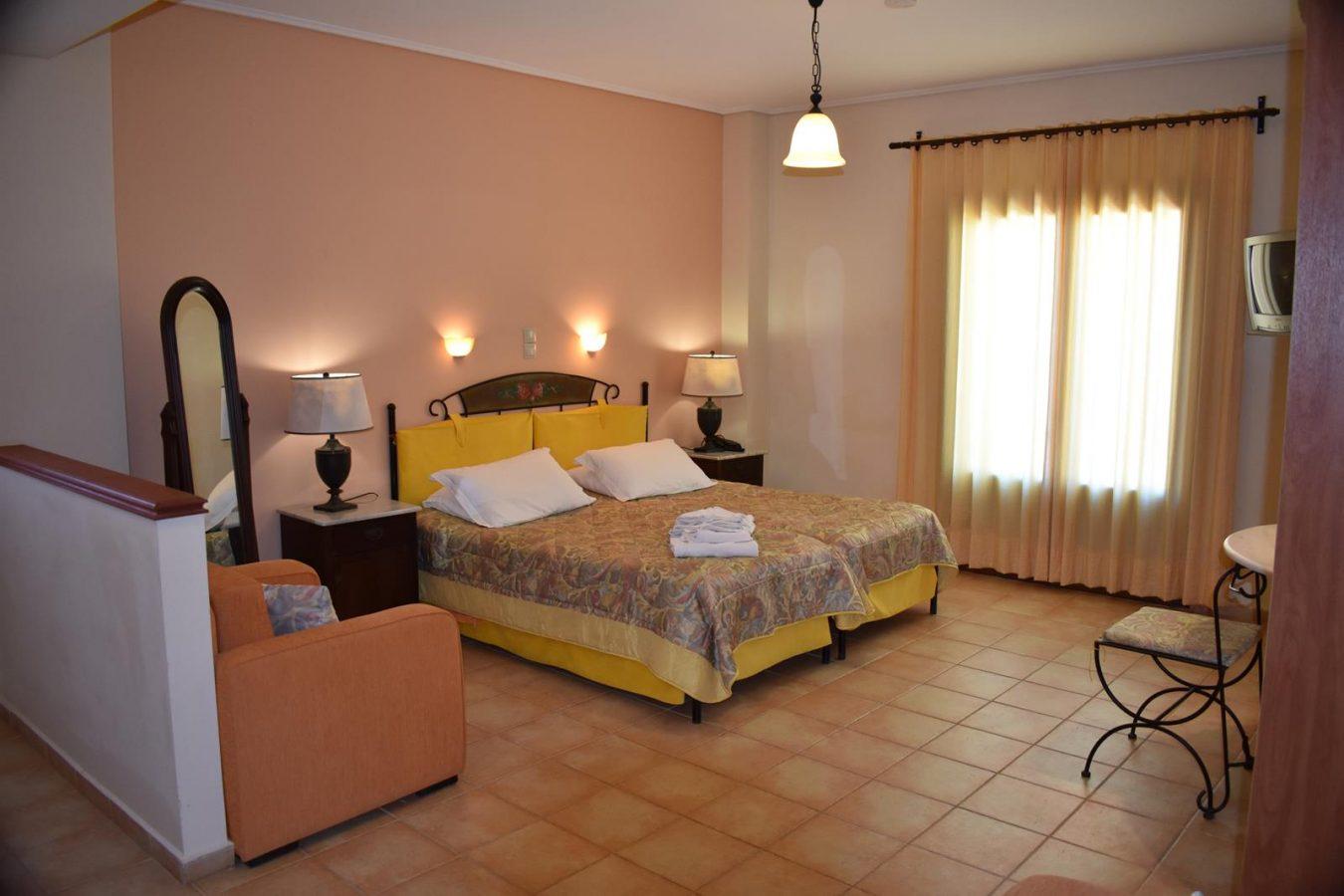 rooms exterior - Melidron Hotel Kefalonia