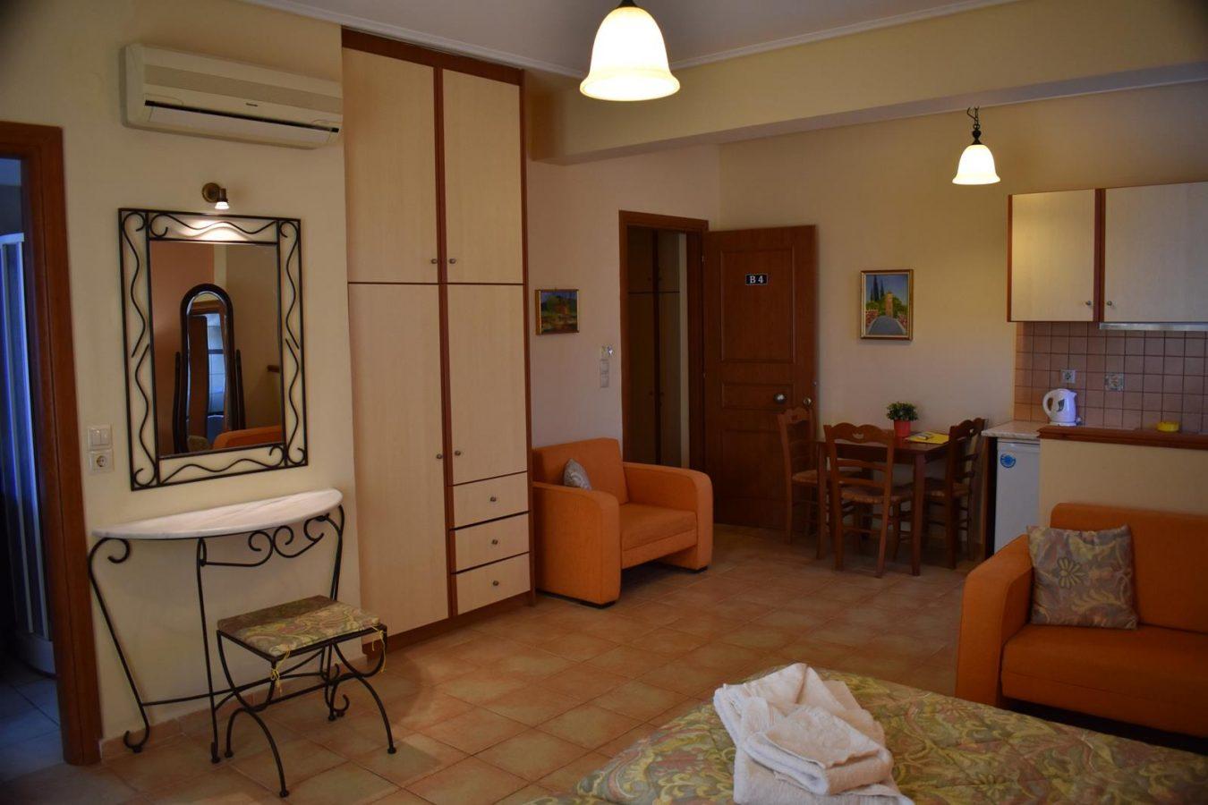 Cozy accommodation - Melidron Hotel Kefalonia