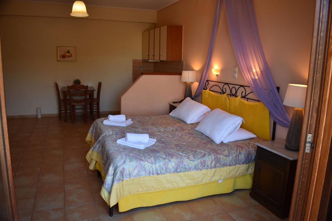 Colorful accommodation - Melidron Hotel Kefalonia