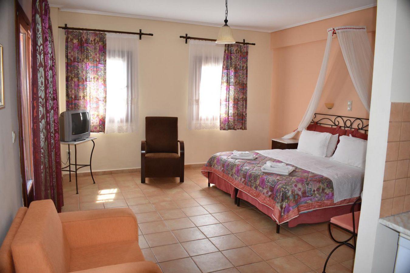 Stylish accommodation - Melidron Hotel Kefalonia