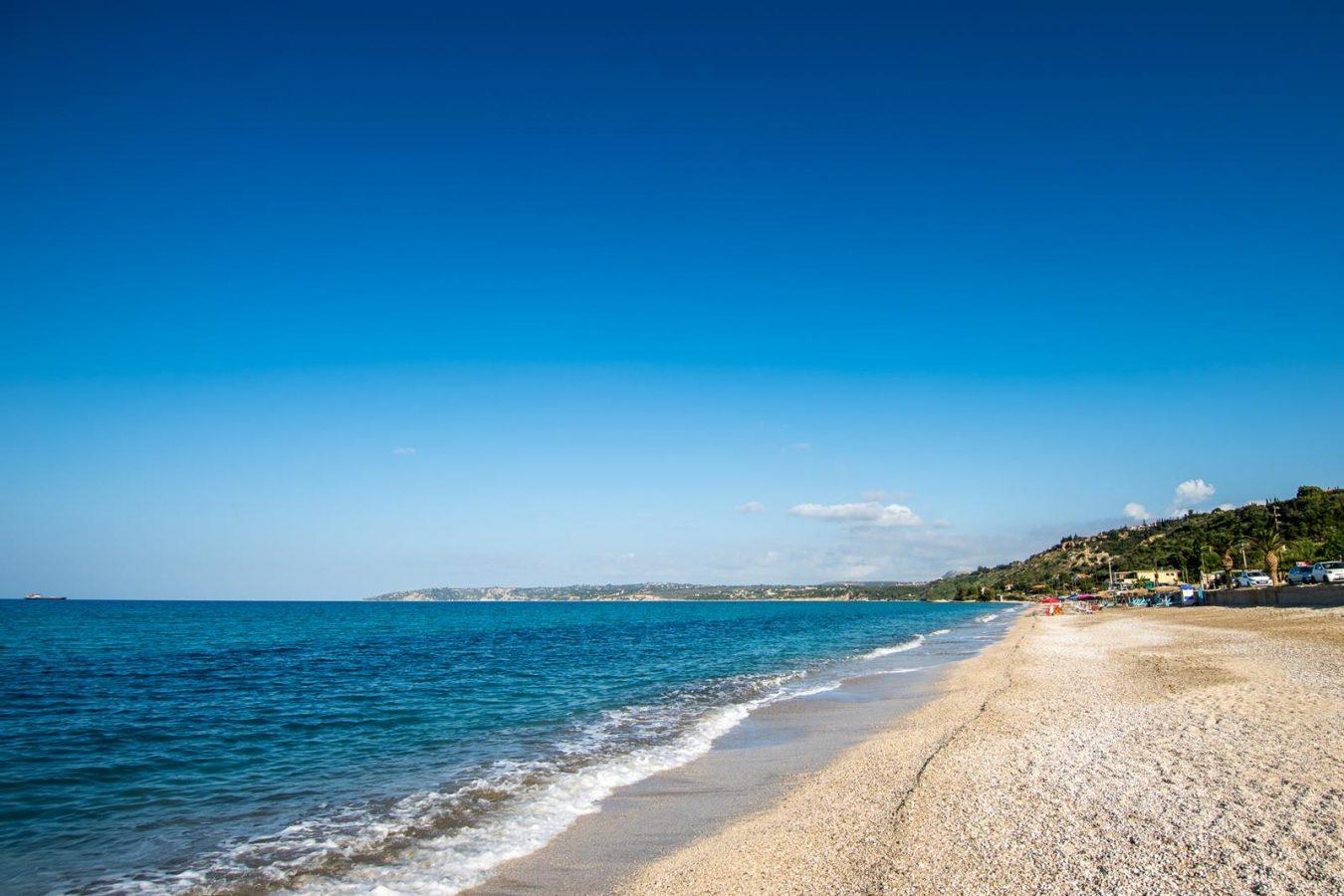 Calming waters - Melidron Hotel Kefalonia