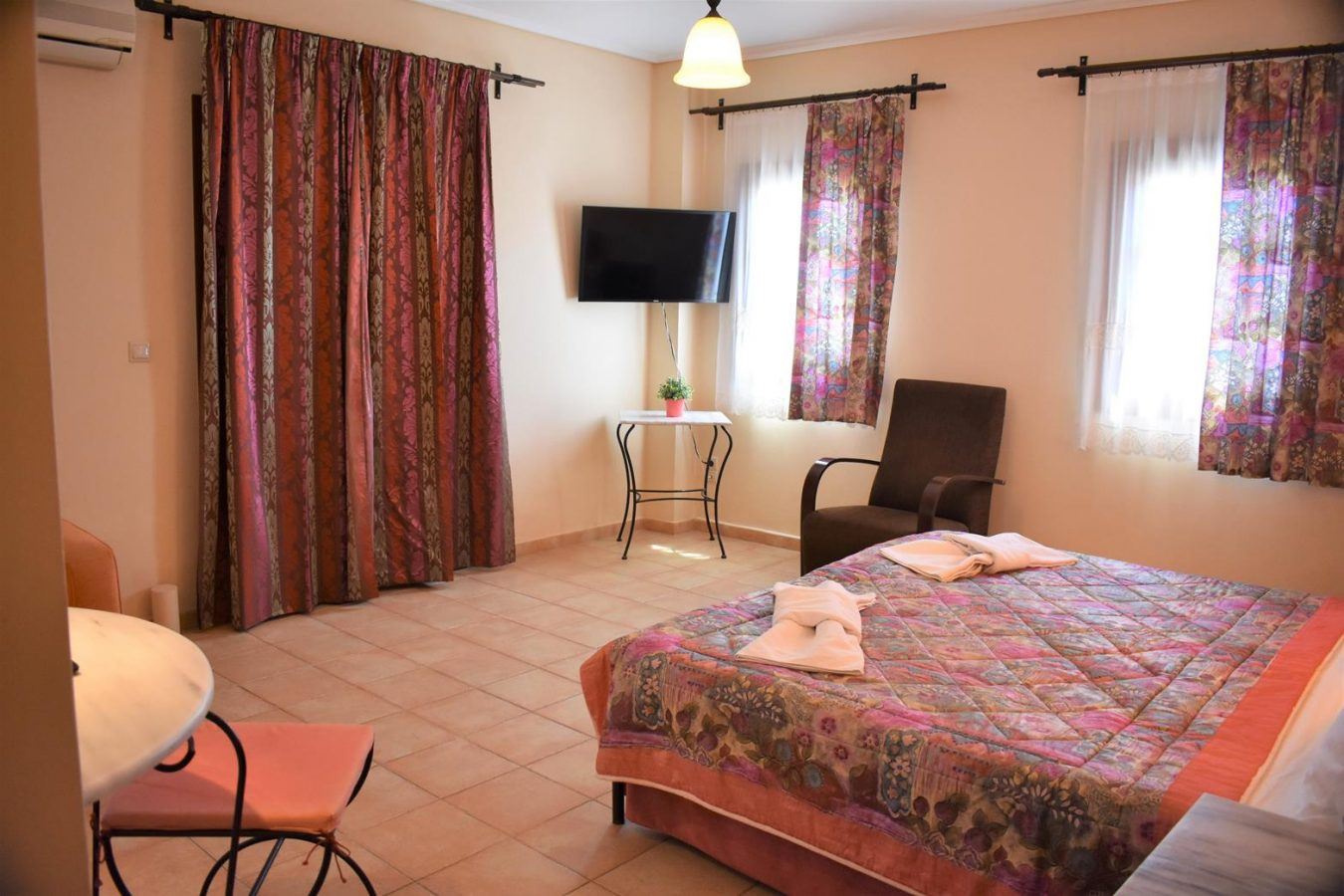 kefalonia family apartments - Melidron Hotel Kefalonia