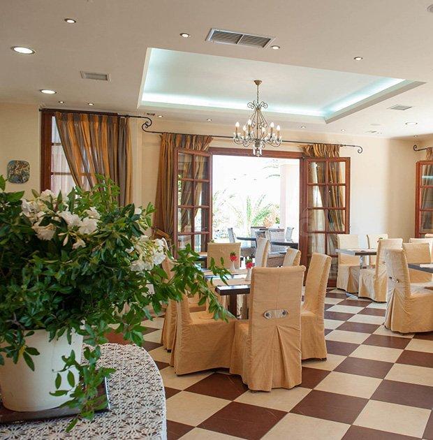 Restaurant in Skala Kefalonia | Melidron Hotel