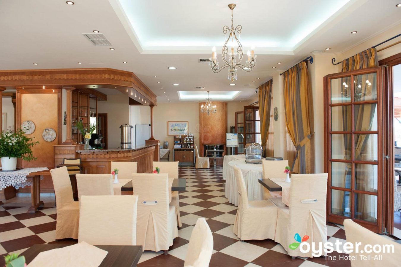 Breakfast Area in Skala Kefalonia - Melidron Hotel Kefalonia
