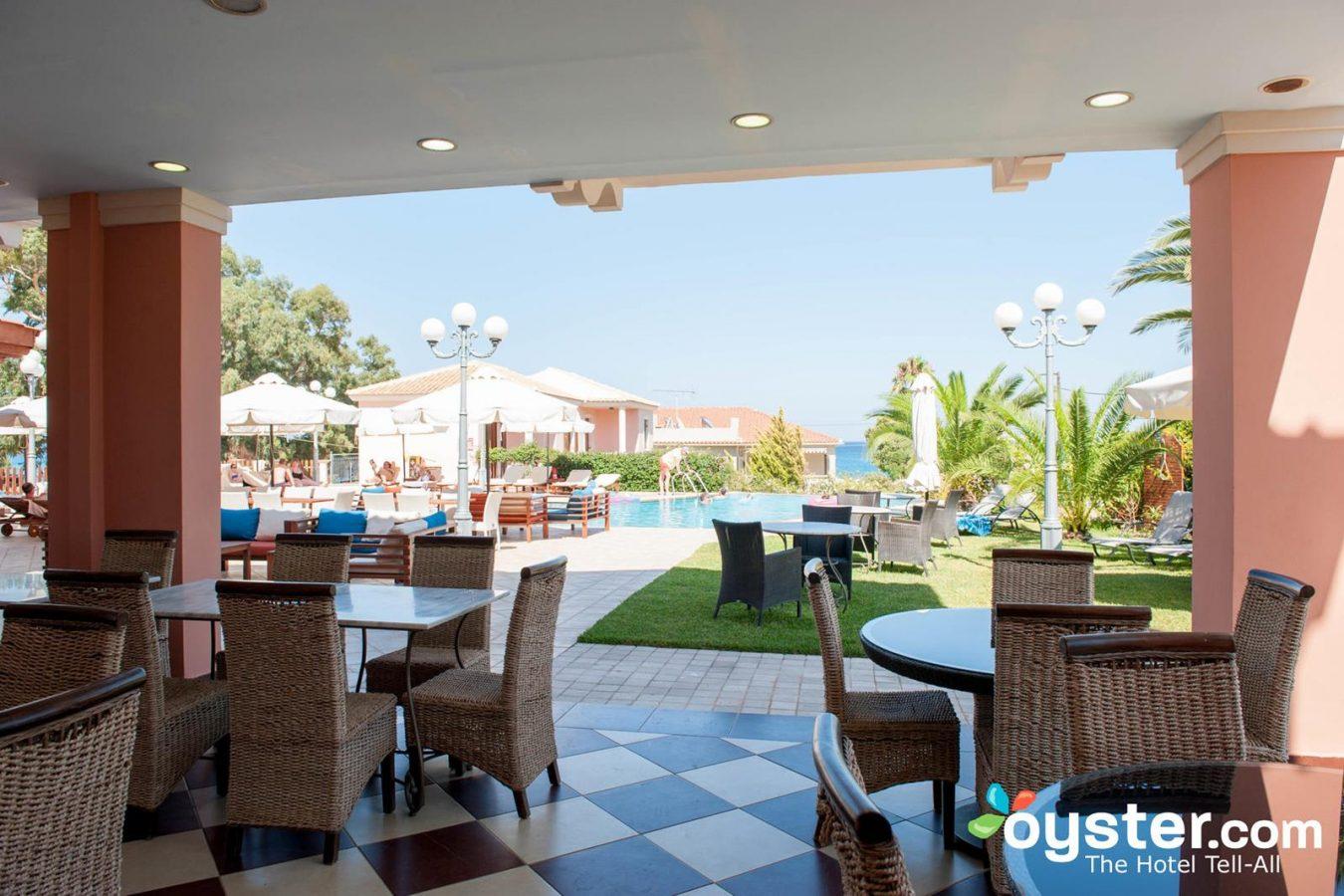 Hotel restaurant in Skala Kefalonia - Melidron Hotel Kefalonia