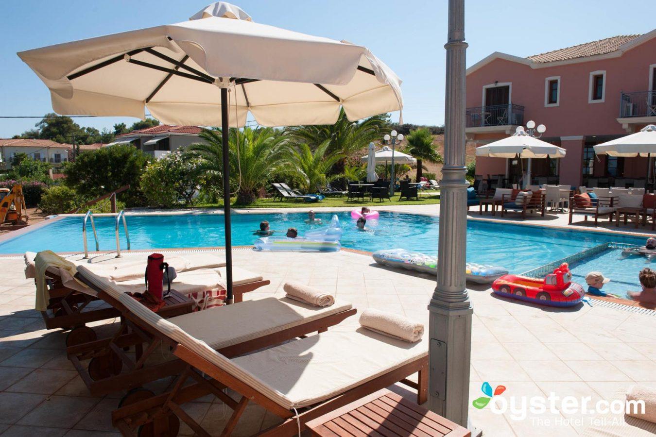 pool - Melidron Hotel Kefalonia