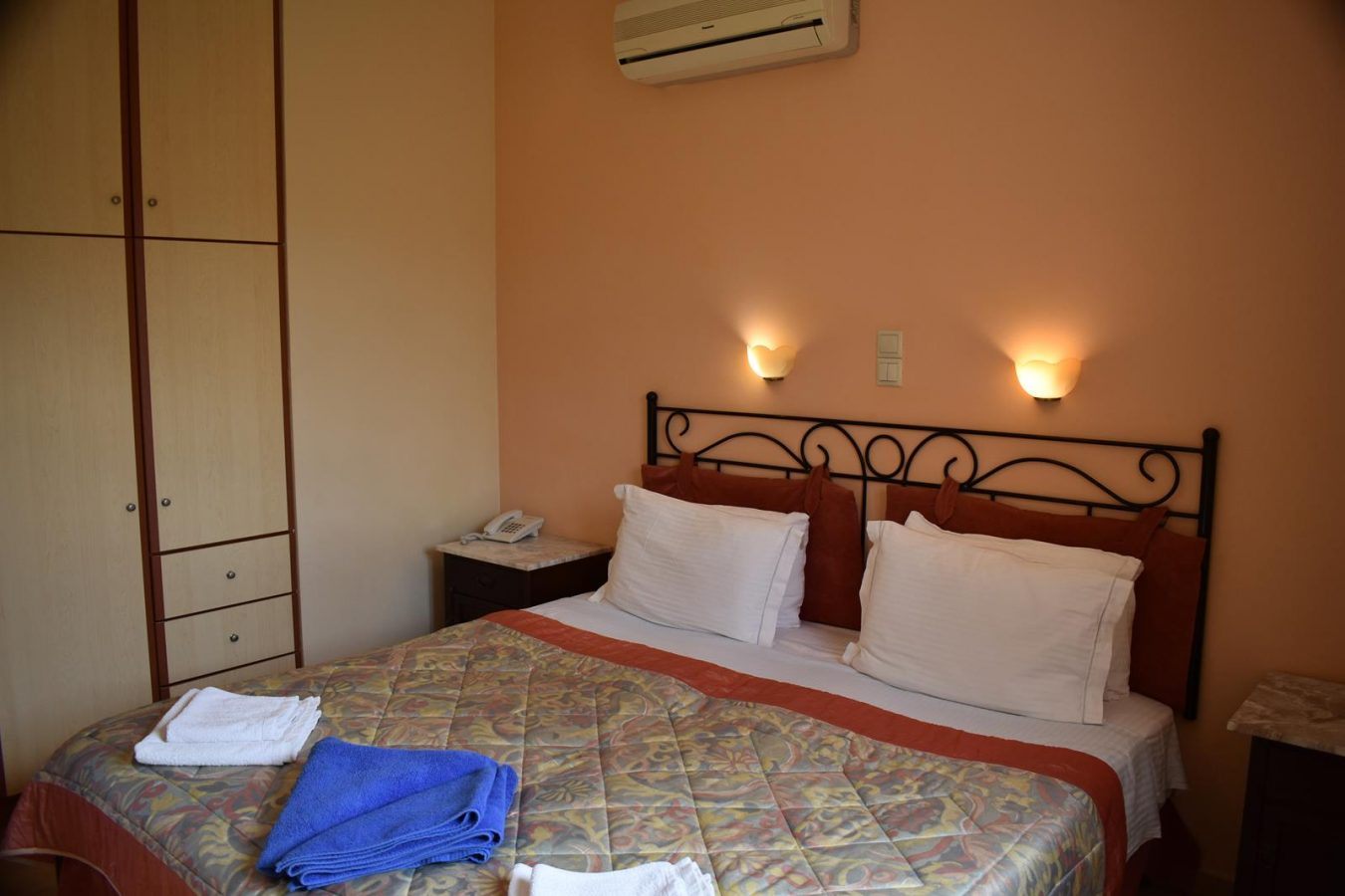 stylish accommodation - Melidron Hotel Kefalonia